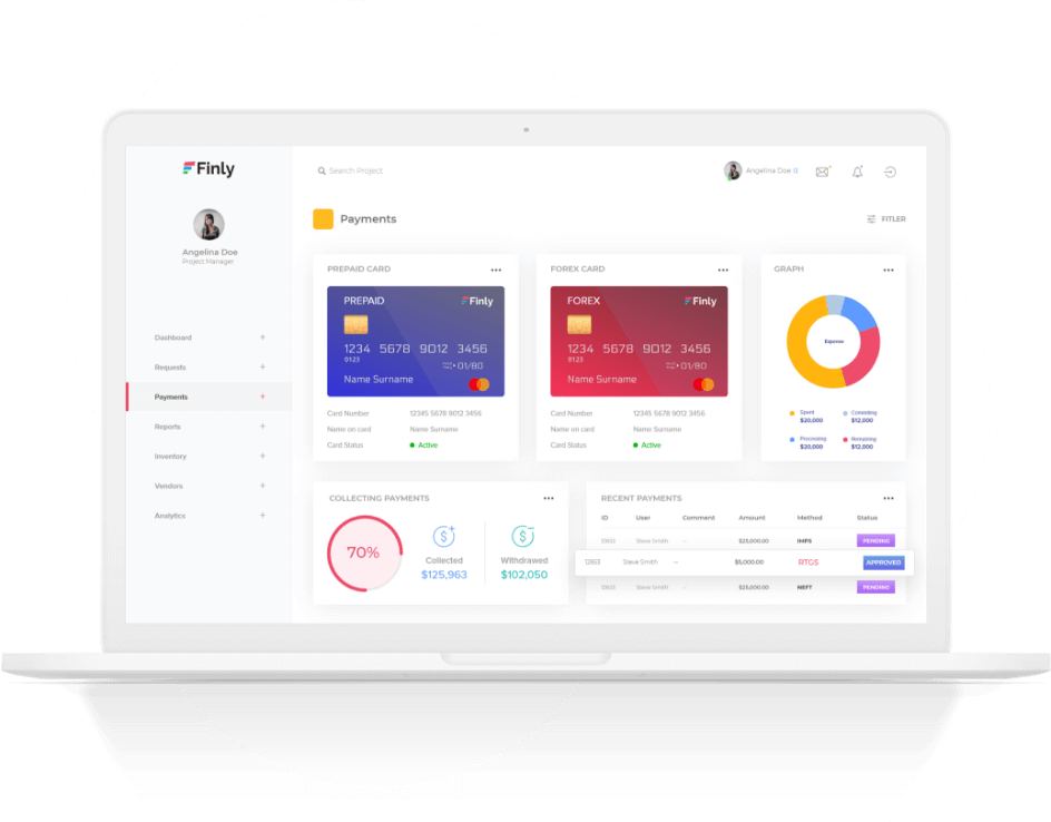 Accounts Payable Payments Automation Screen